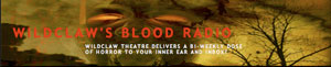 Blood Radio banner