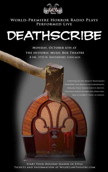 deathscribe poster
